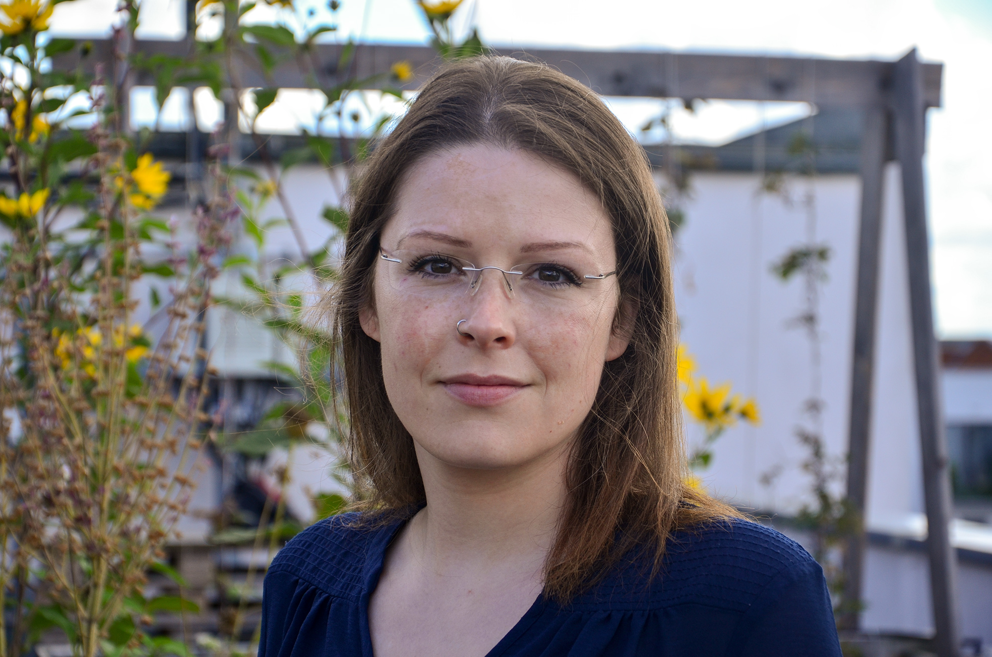 Kitty Anderson, Executive Board, Secretary, OII Europe