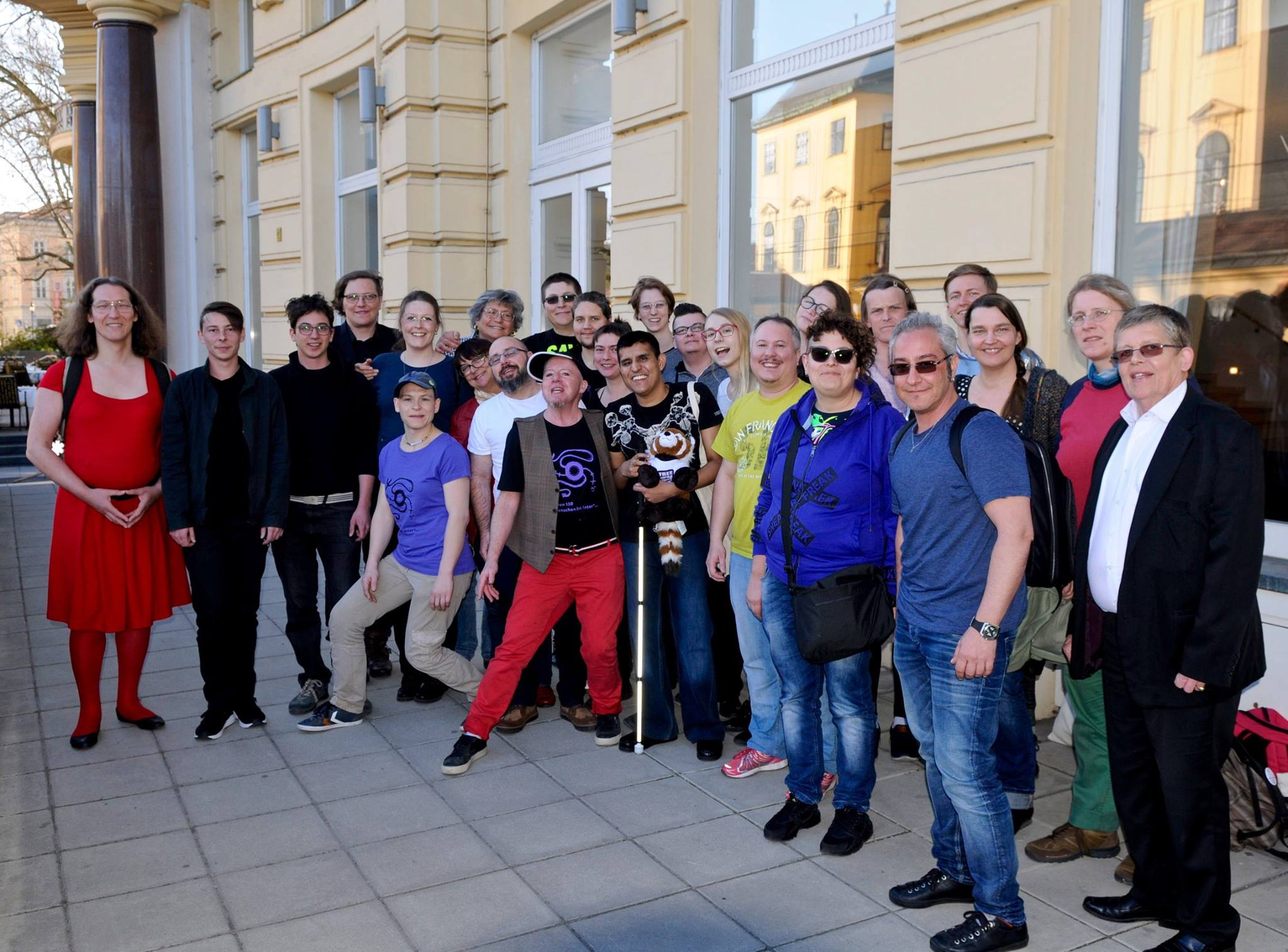 Participants of the first OII Europe Community Event in Vienna 2017