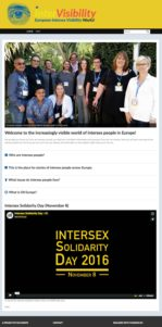 Information about intersex in 23 languages and more to come