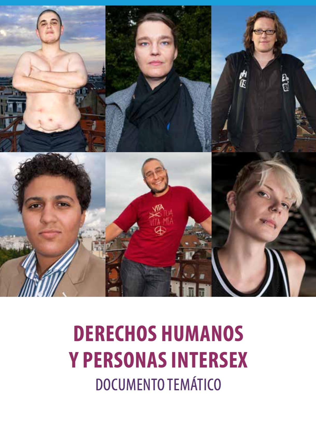 Derechos Humanos Y Personas Intersex – documento temático (español)