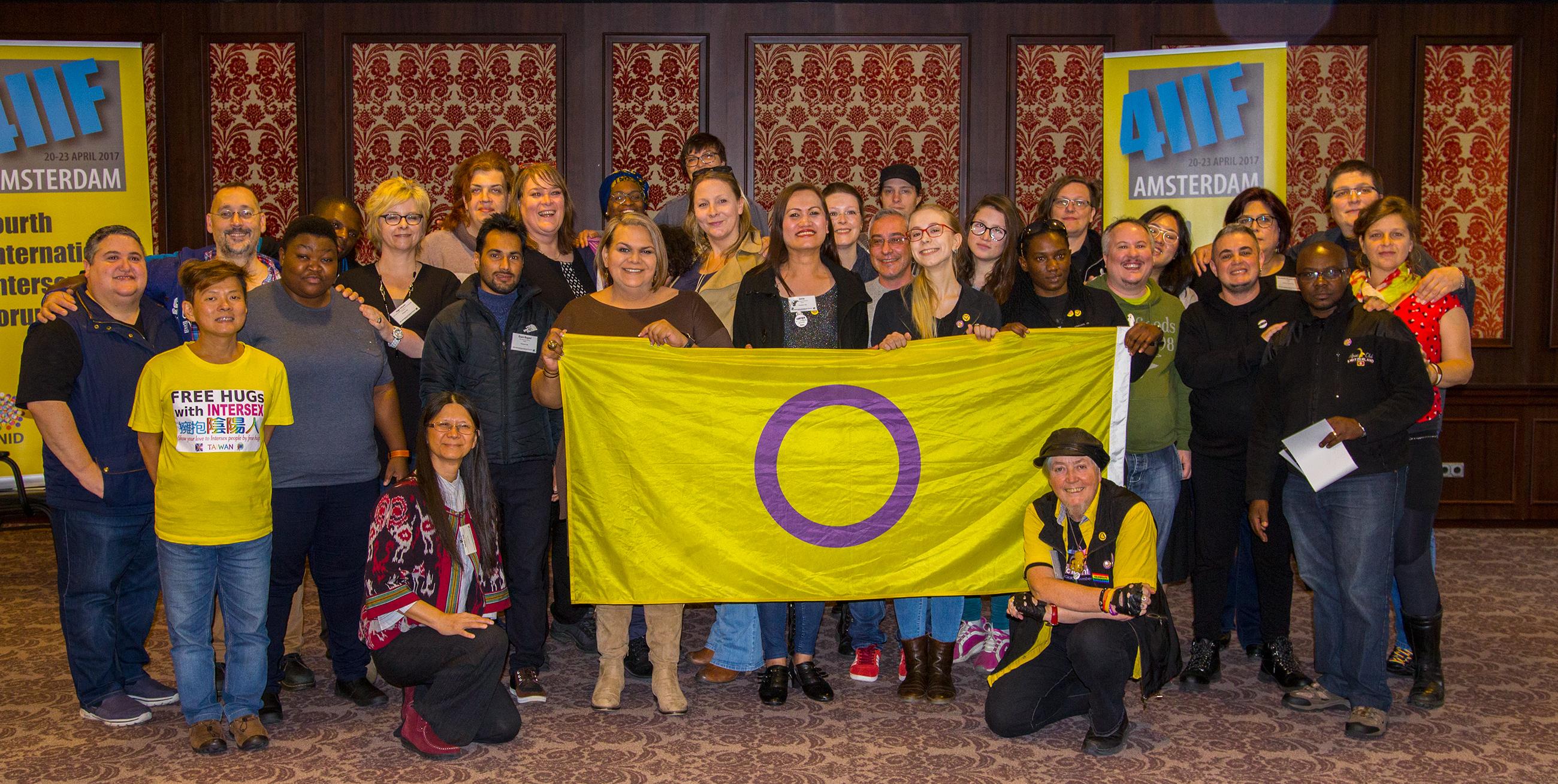 第四屆國際陰陽人論壇於阿姆斯特丹舉行