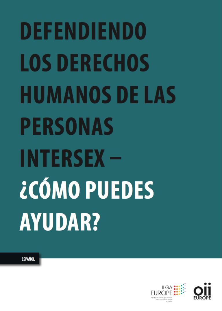 Personas intersexual videos