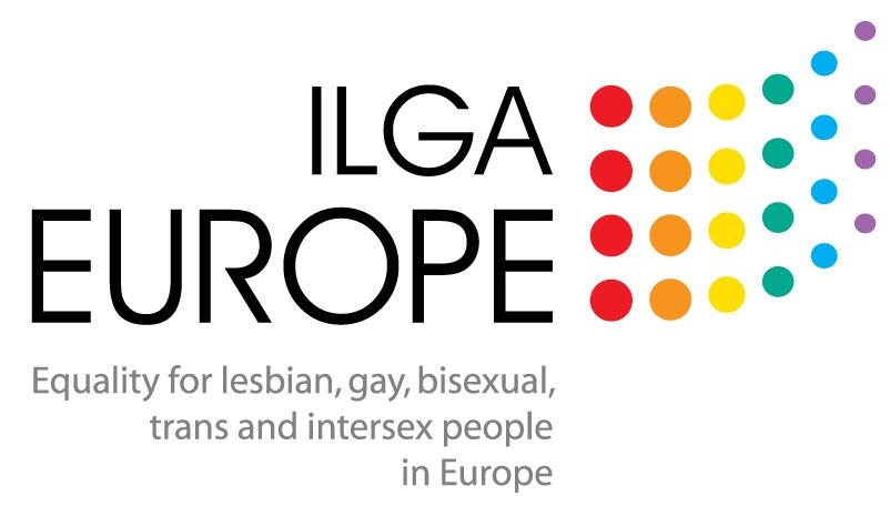 Logo ILGA-Europe