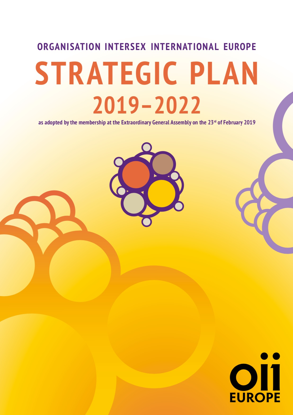 OII Europe Strategic Plan 2019 – 2022