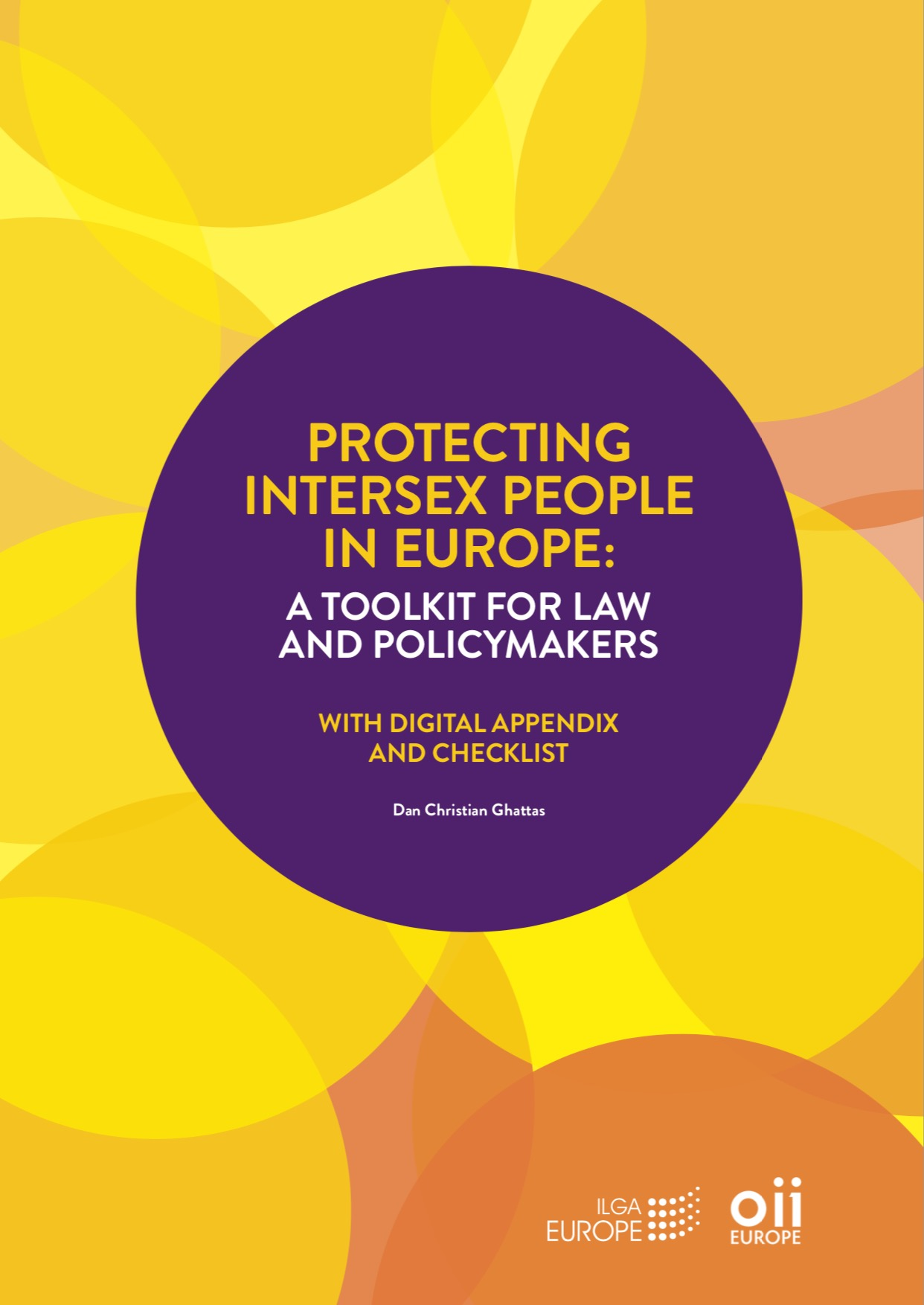 Protecting intersex people in Europe: A toolkit for law and policy makers