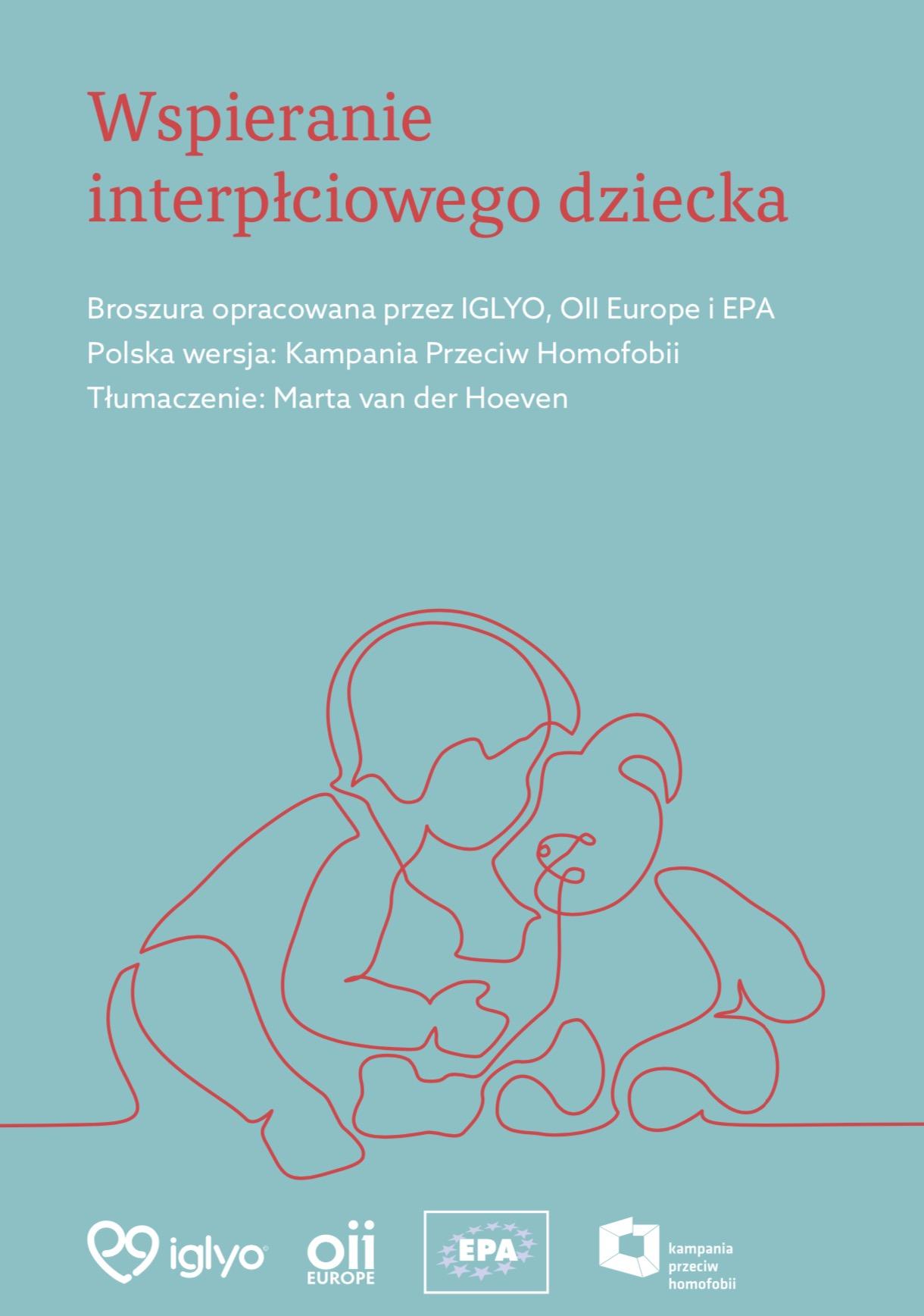 Wspieranie interpłciowego dziecka