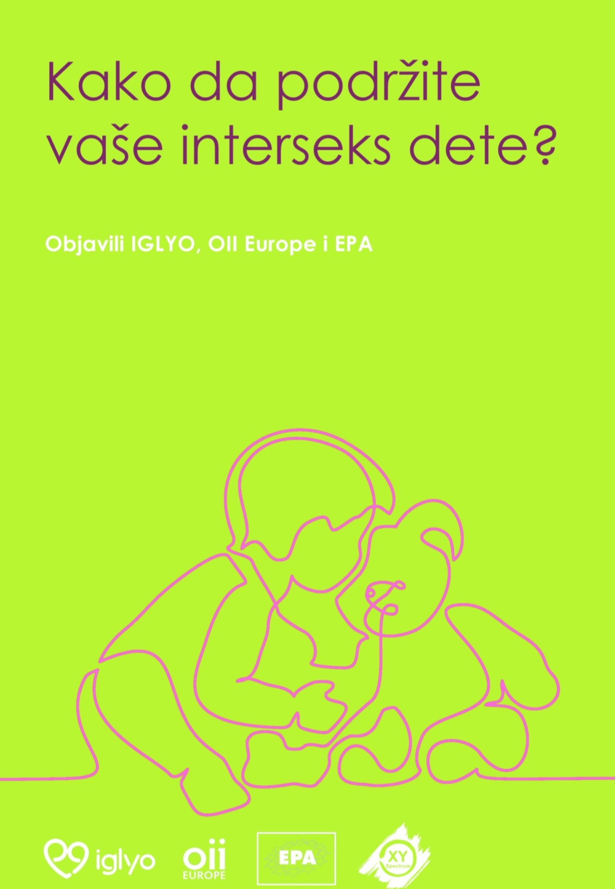 Supporting your intersex child – A parents' toolkit (serbian version)