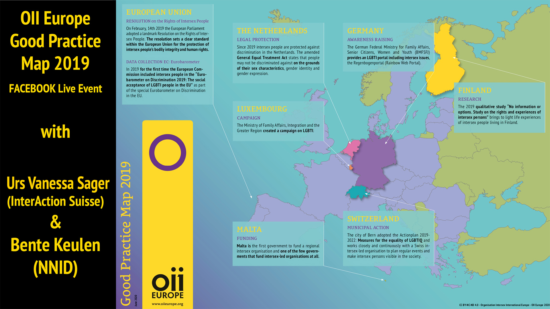 OII Europe Good Practice Map 2019 Launch Event (video)