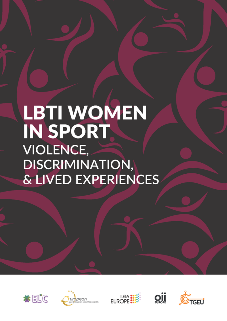 Cover of the Submission LBTI Women in Sports